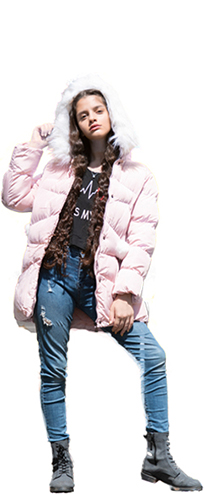 پوشاک دخترانه 10 تا 15 سال