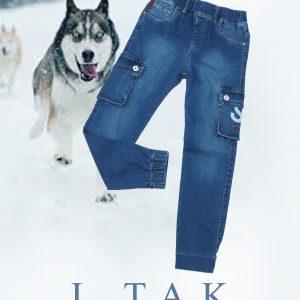 شلواردمپادوركش لي شش جيب چاپي پسرانه شلوار جین زمستان 99