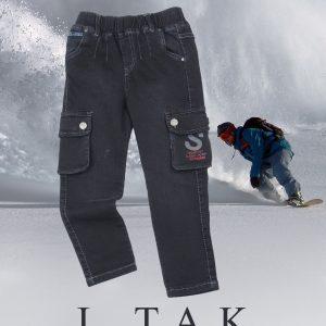 شلوارلي دوركش شش جيب مشكي حوله اي پسرانه شلوار جین زمستان 99