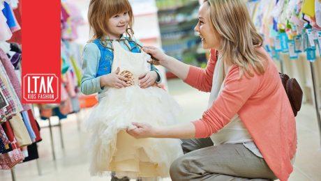 نکاتی برای خرید لباس بچه گانه