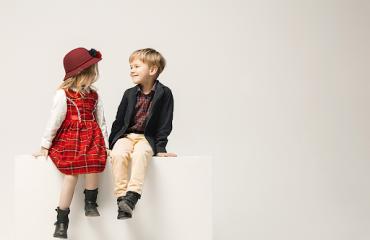 لباس زمستانی کودک