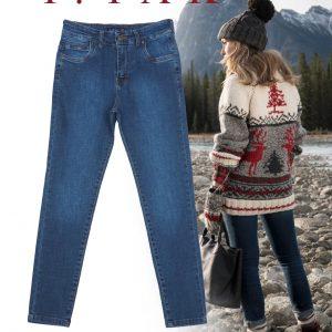 شلوار جین پسرانه پشت گلدوزي شلوار جین پسرانه زمستان 1400
