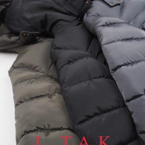 كاپشن پسرانه دو جيب زيپ کاپشن پسرانه زمستان 1400